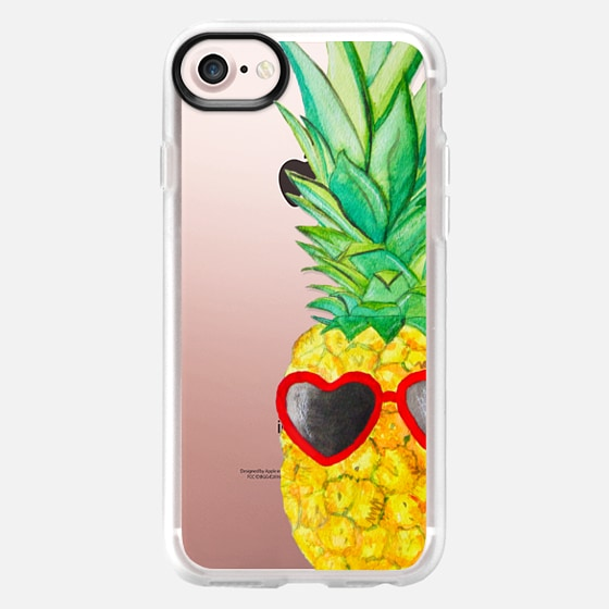 Pineapple For Your BFF - Wallet Case
