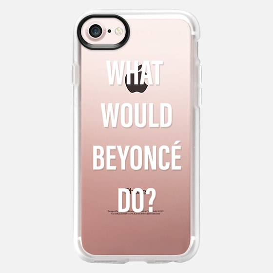 BEYONCE- TYPOGRAPHY - Wallet Case