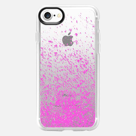 pink sparks - Wallet Case