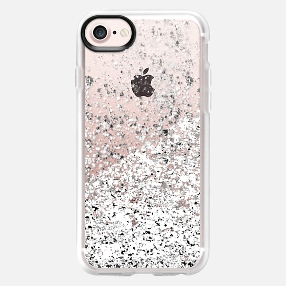 snow sparkle - Wallet Case