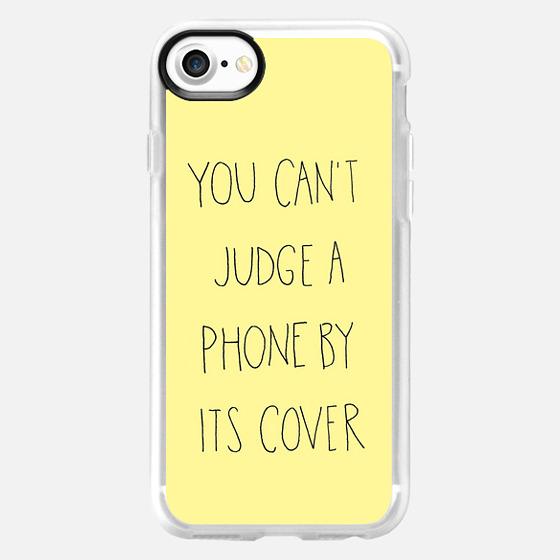 Can't Judge Yellow by Sophia Elias - Wallet Case