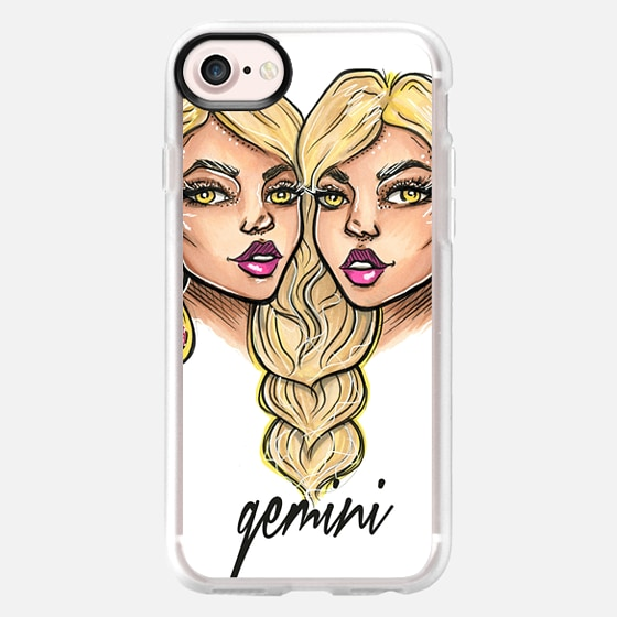 Gemini - Zodiac Series  - Wallet Case