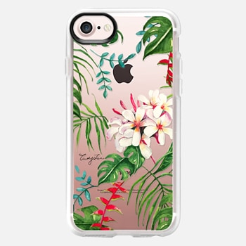 iPhone 7 Case Tropical Floral