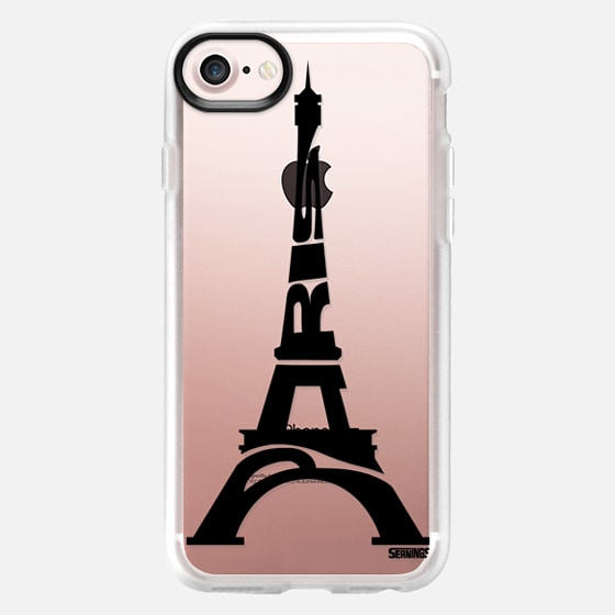 Paris Eiffel Tower - Wallet Case