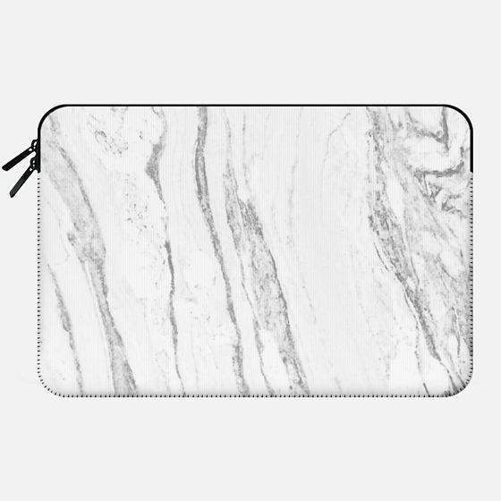 Macbook 12 Sleeve - Classic Marble