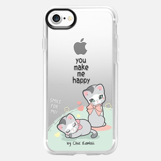 Smile for Me By Chic Kawaii - Wallet Case