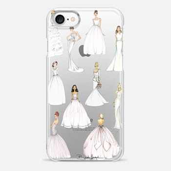 iPhone 7 Case Bouquet of Brides