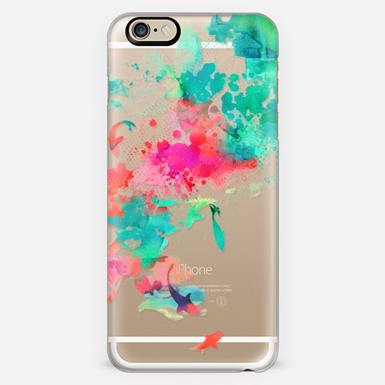 HTC custom phone cases htc one : Watercolor Pond iPhone 6 Case by Choma Case : Casetify