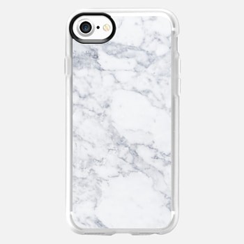 iPhone 7 เคส Marble white