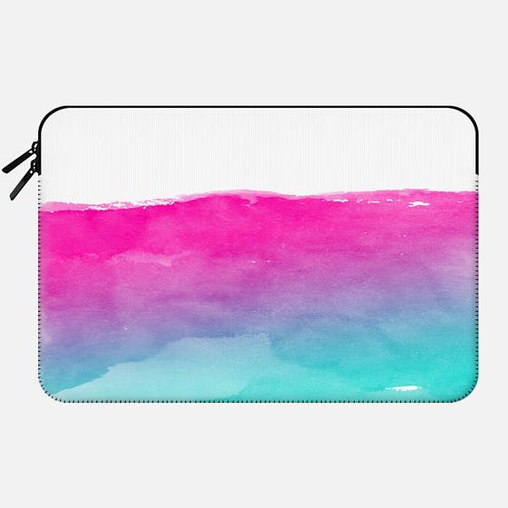 Rainbow Wave - Macbook Sleeve