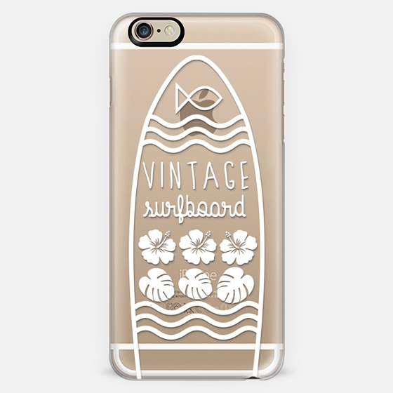 Vintage Surfboard -