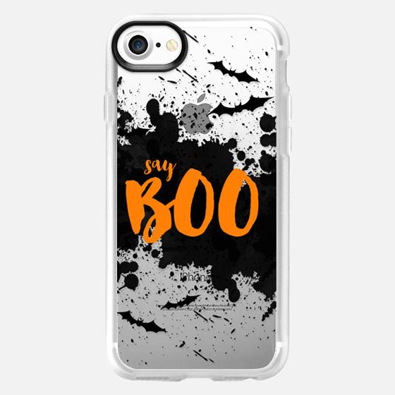 Say Boo - Wallet Case