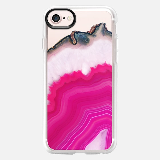 Pink Agate -