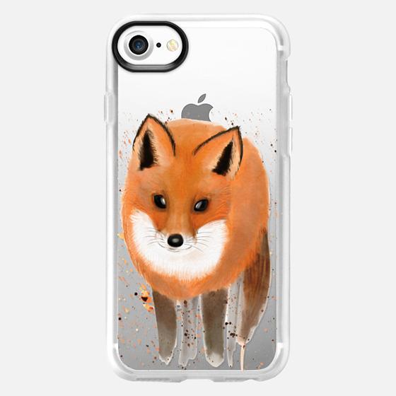 Lovely Fox - Wallet Case
