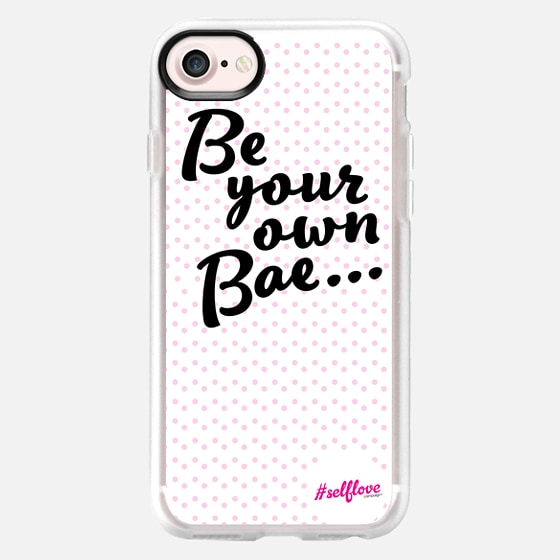 Self Love - Be Your Own Bae - Wallet Case