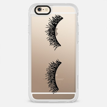 iPhone 6 Case Eyelash Wink